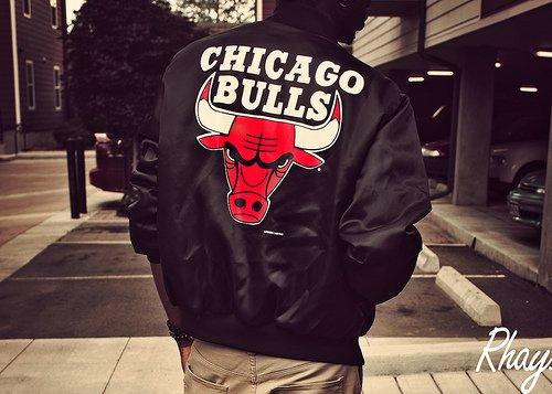 Bull Logo Wallpaper The Logo of Chicago Bulls is