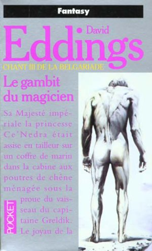 Le Gambit du magicien de David Eddings (le chant de la Belgariade 3)