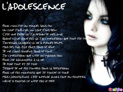 L Adolescence Et L Amour: L Adolescence Et L Amour